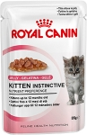 ROYAL CANIN KITTEN INSTINCTIVE IN JELLY  Роял Канин для котят кусочки в желе 85 гр